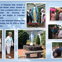 Blessed Mother Statue Dedication photo album thumbnail 1